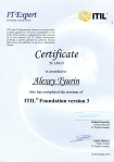 IT Expert - ITIL Foundation version 3 - 10-2011